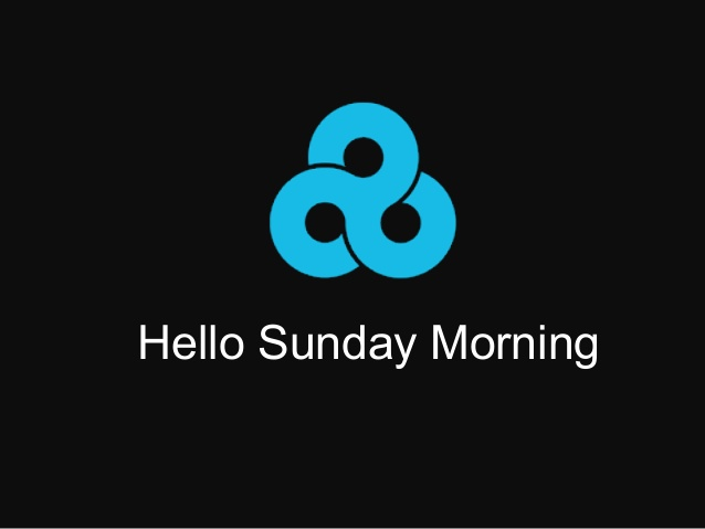 Hello Sunday Morning Logo