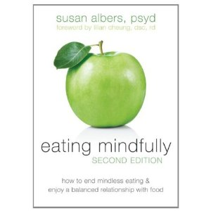 Eating Mindfully book cover