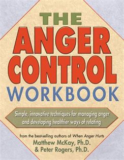 The Anger Control Workbook cover